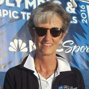 Dr. Jo Hannafin in Rio for 2016 Olympics