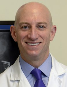 Dr. David Scher, pediatric orthopedic surgeon