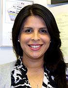 Priscilla Toral, social worker
