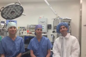 Patellofemoral Facebook Live Broadcast from Operating Room