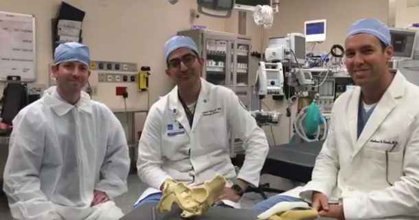 Robotic Assisted Surgery - Danyal Nawabi and Andrew Pearle