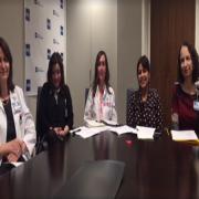 HSS spondylitis Facebook Live broadcast panel