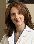 Dr. Kate DelPizzo, pediatric anesthesiologist