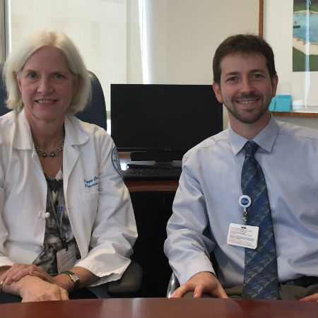 Facebook Live Broadcast with HSS physiatrist-in-chief Dr. Mary Crow