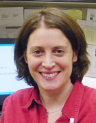 Dr. Suzanne Maher, clinical scientist