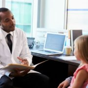 Image - Pediatrician Meeting with Mother