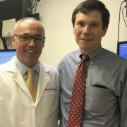 Dan & Dr. Alejandro Gonzalez Della Valle