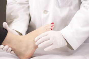 Image - Doctor Examining Foot