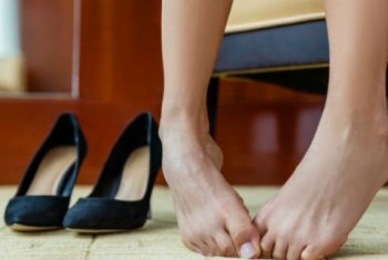 Image - High Heel Shoe and Foot Pain
