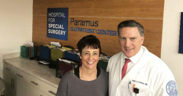 Image - Dr. Gregory DiFelice and Ellen Davies