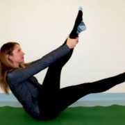 Image - Woman Doing Pilates