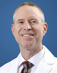 Dr. Peter Moley, physiatrist