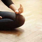 Adult Woman Yoga