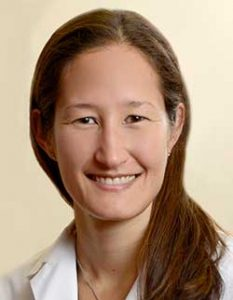 Dr. Elizabeth Cody, HSS foot & ankle surgeon