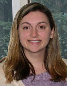 Amanda Slabodeen, speech therapist