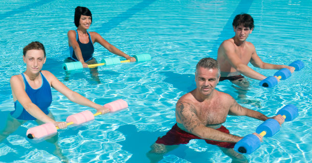Active Group Aquatic Therapy