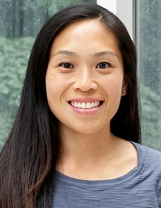 Michelle Yang, pediatric physical therapist