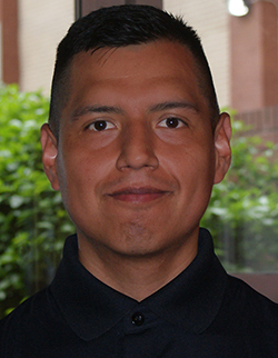 Max Castrogaleas, physical therapist