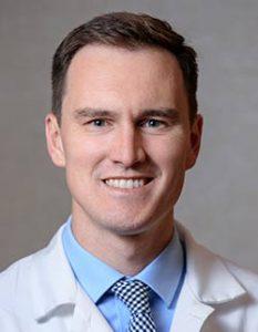 Dr. Andrew Creighton, physiatrist