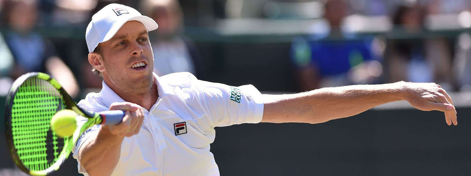 Banner image of Sam Querrey
