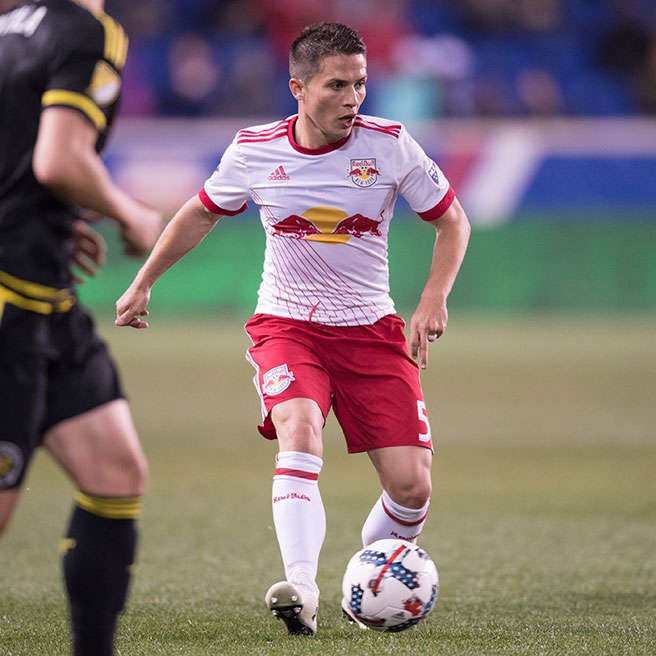 Image - New York Red Bulls' Connor Lade